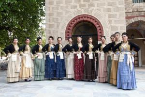 Συμμετοχή του Λ.Ε. Βέροιας στο 9ο Φολκλορικό Φεστιβάλ του Δήμου της Πράγας