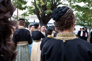 Επίσκεψη της κ. Παπαμάρκου στο Λύκειο των Ελληνίδων της Βέροιας
