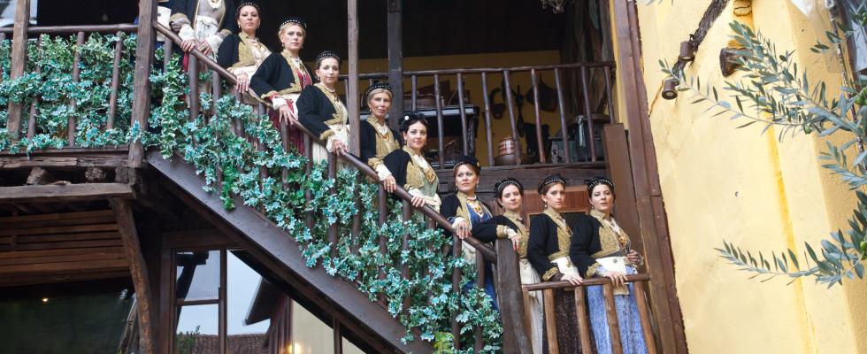 Σε παραδοσιακό Βεροιώτικο σπίτι