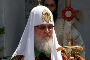 Συμμετοχή του Λυκείου των Ελληνίδων στην υποδοχή του Πατριάρχη Μόσχας και Πασών των Ρωσιών κ.Κυρίλλου