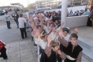 Συμμετοχή του Λ.Ε.Β. σε τριήμερες εκδηλώσεις στον Άγιο Μάμα Χαλκιδικής