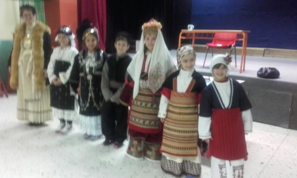 Το Λύκειο των Ελληνίδων Βέροιας στο 1ο Δημοτικό Σχολείο