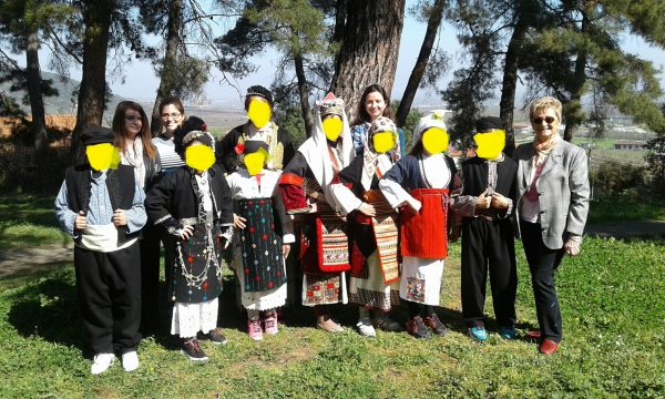 Το Λύκειο των Ελληνίδων Βέροιας στον Τρίλοφο