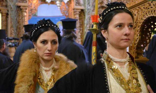 Το Λύκειο των Ελληνίδων Βέροιας στην υποδοχή της Τίμιας Κάρας της Αγίας Παρασκευής