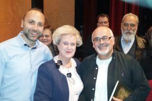 """O Λύκειο των Ελληνίδων Βέροιας στο """"Tαξίδι"""" των ΤΑΚΙΜ"""