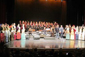 Βεροιώτες καλλιτέχνες τραγούδησαν για το Σπίτι του Λυκείου των Ελληνίδων Βέροιας