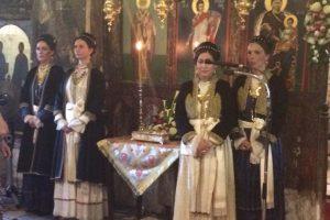 Το Λύκειο των Ελληνίδων Βέροιας στον εορτασμό του Αγίου Προκοπίου
