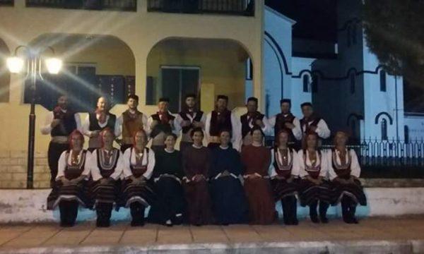 Το Λύκειο των Ελληνίδων Βέροιας στην Επισκοπή