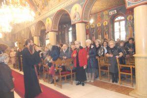 Ετήσια Θεία Λειτουργία στον Ι.Ν. Υπαπαντής του Κυρίου