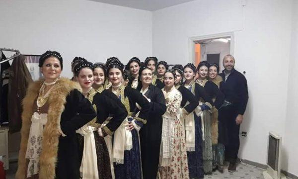 ο Λύκειο των Ελληνίδων Βέροιας στο 3ο Φεστιβάλ Λαογραφίας και παραδοσιακών χορών στη Νάουσα