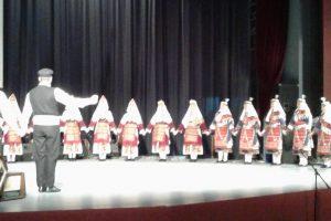Μέλη του Δ.Σ. του Λυκείου των Ελληνίδων Βέροιας στα Γιαννιτσά
