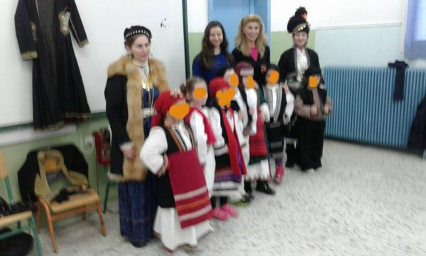 Το Λυκειο των Ελληνίδων Βέροιας στο 16ο Δημοτικό Σχολείο Βέροιας