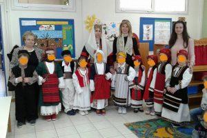 Το Λύκειο των Ελληνίδων Βέροιας στο 5ο νηπιαγωγείο
