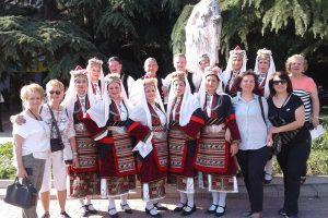 Το Λύκειο των Ελληνίδων Βέροιας στο Καζανλούκ