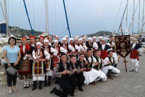 Το Λύκειο των Ελληνίδων Βέροιας στη Σκιάθο