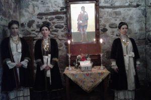 Το Λύκειο των Ελληνίδων Βέροιας στον Άγιο Προκόπιο