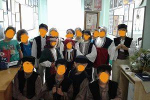 Τάξεις του θερινού Σχολείου στην Ιματιοθήκη του Λ.Ε. Βέροιας