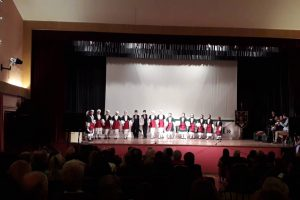 Το Λύκειο των Ελληνίδων Βέροιας στη Λάρισα