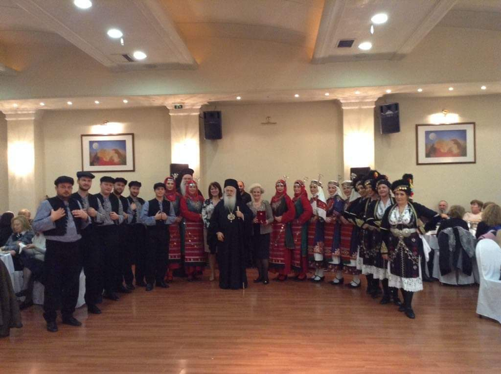 Παρουσία του Λυκείου Ελληνίδων Βέροιας σε εκδήλωση της Ι.Μ.Βέροιας