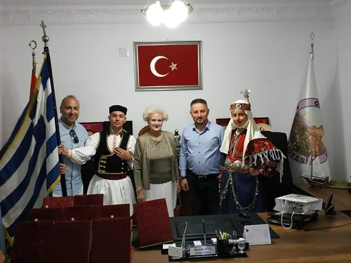 Λύκειο των Ελληνίδων Βέροιας – Στο δρόμο προς την Καππαδοκία