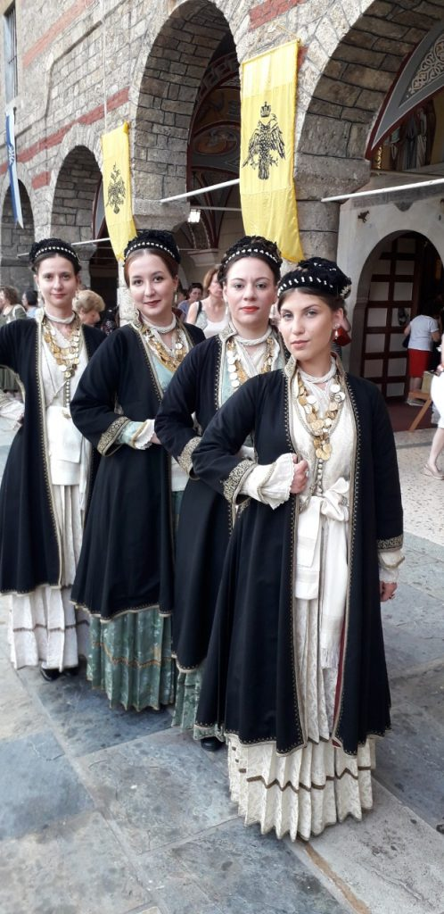 Το Λύκειο των Ελληνίδων στον εορτασμό του Οσίου Αντωνίου