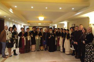 Το Λύκειο των Ελληνίδων Βέροιας στον εορτασμό των Ιωβηλαίων του Μητροπολίτη Βέροιας, Ναούσης και Καμπανίας